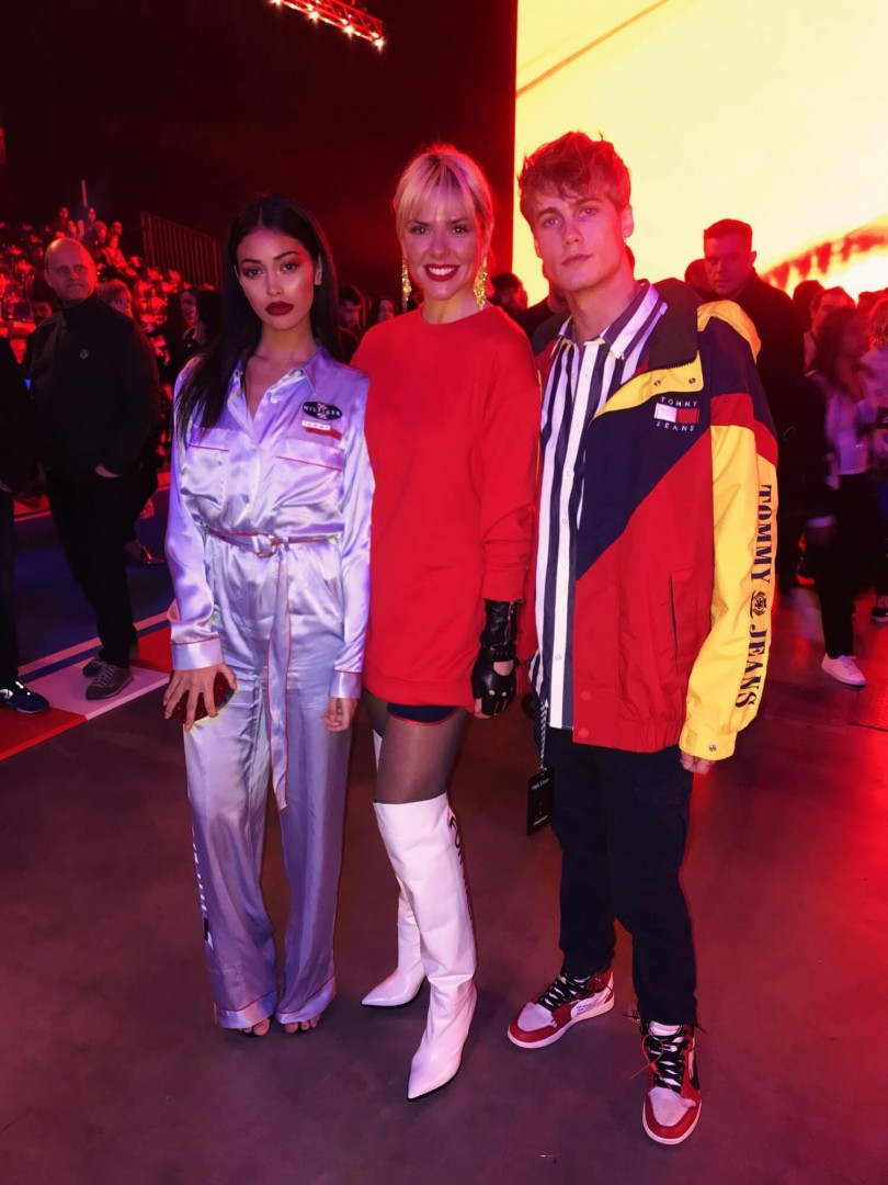 with Neels Visser and Cindy Kimberly